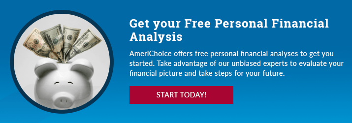 Click to get your Free Personal Financial Analysis