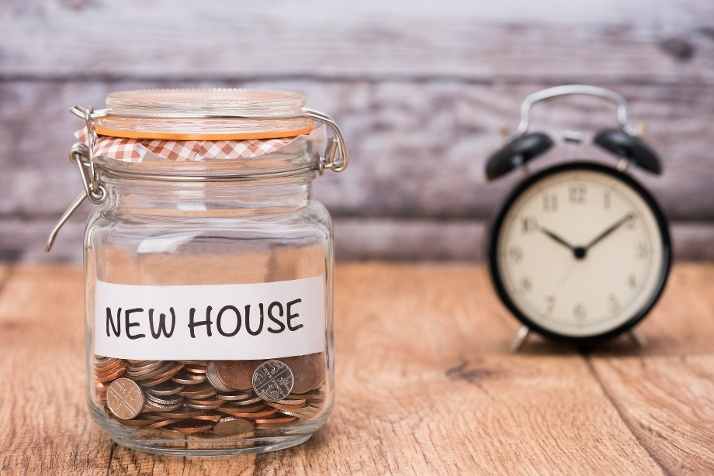 new house savings